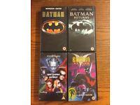 Batman: VHS Tape Collection