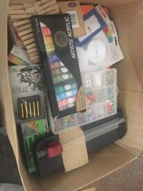Big box of craft set