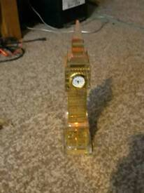 nice miniature big Ben