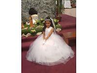 Communion dress, Girls communion Dress, first holly communion dress, girls dresses, hand made dress,