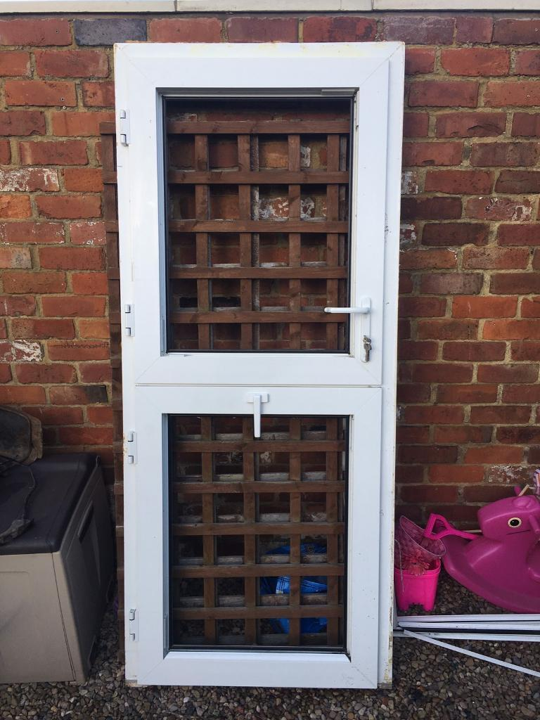 Double Glazed Barn Door Upvc 100 In Anstey Leicestershire Gumtree