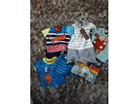 Baby boys summer clothes