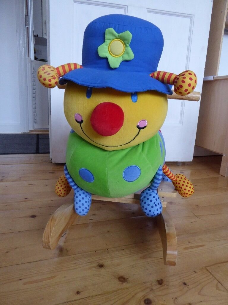 Caterpillar Rockerin Balgreen, EdinburghGumtree - Caterpillar rocker for toddlers. From a smoke and pet free home. PLEASE EMAIL OR TEXT ONLY Thanks. )
