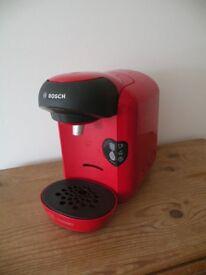 Bosch Tassimo Pod coffee machine