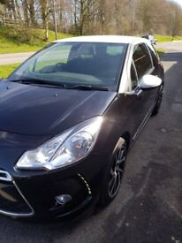 Citeron ds3 d style +e -hdi airdream plus £0 road tax