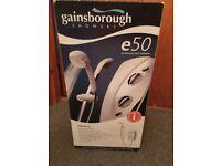 Gainsborough e50 electric shower