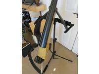 Bassix Electric Upright Bass