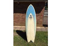 Walden Mega Fish Surfboard FOR SALE