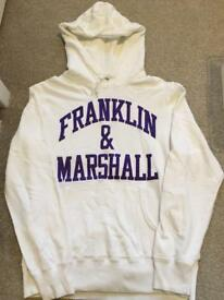 Franklin Marshall men's hoodie size Large