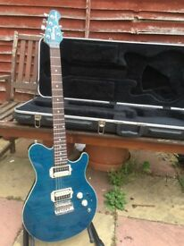 Musicman Reflex Electric Guitar