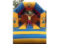 Bouncy Castle & Hot Tub for Hire