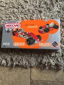 Mecano race car