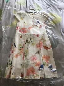 Brand New Next Girls Dress - Age 7