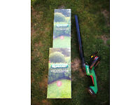 Qualcast Li-ion 18v Cordless Hedge Trimmer WITH battery & Charger - Boxed