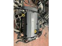 Vauxhall z18xer engine complete Astra/zafira