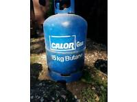 2 15kg Calor Gas Cylinder