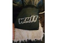 Wulf sport small helemt