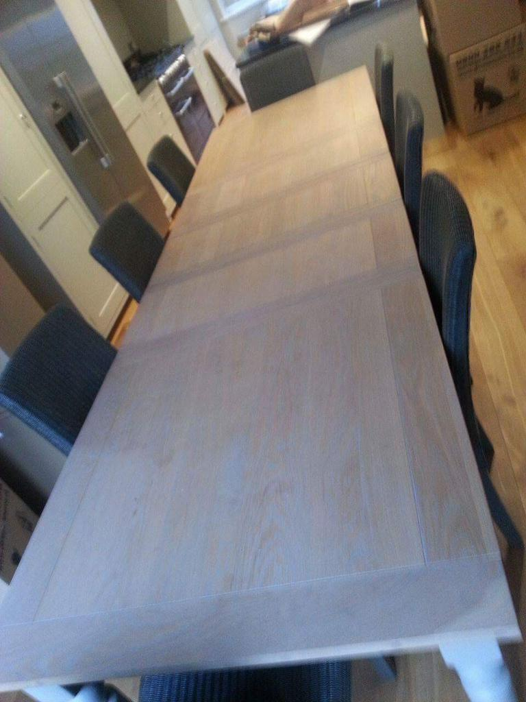 dining table and 8 chairs kent. suffolk extending dining table \u0026 8 chairs. and chairs kent