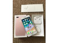 iPhone 7 Plus 256GIG Unlocked great condition