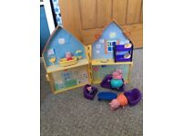 Peppa Pig Open Up House