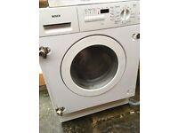 Bosh integrated washer dryer washing machine
