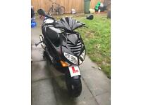 Peugeot speed fight 2 50cc long mot