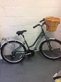 Ladies Raleigh shopper bike