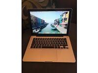 MacBook Pro (13-inch, Late 2011) 2.8Ghz Intel Core i7 - 8GB Ram - 320GB SSD