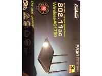 Asus RT- AC66U wireless router