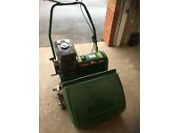 LAWN MOWER RANSOMES SUPER CERTES 51 KUBOTA GS130 ENGINE 3.1 BOWLING GREEN