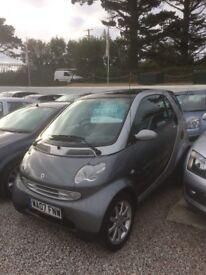 Smart City Coupe *12 MOT+3 MONTH WARRANTY-£30 TAX*