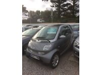 Smart City Coupe *12 MOT+3 MONTH WARRANTY-£30 TAX*