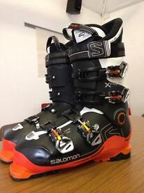 Salomon XPro 29.5 ski boots used this season only
