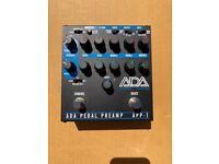 ADA App-1 preamp and GCS-2 Guitar Cabinet Simulator & DI Box for sale.