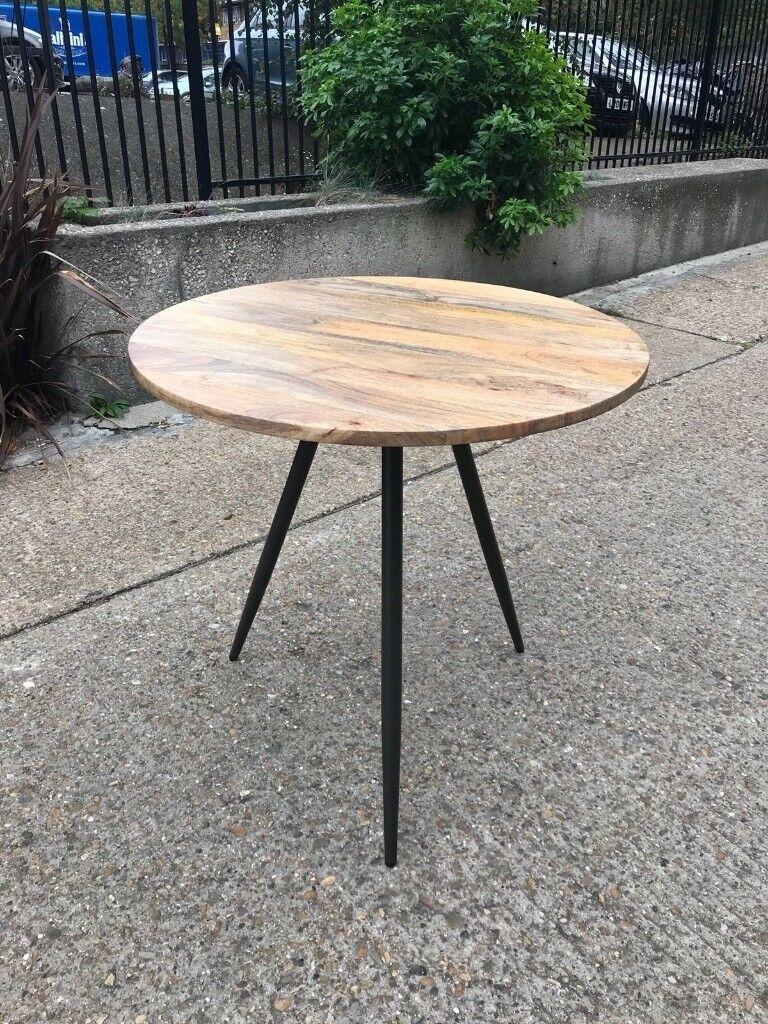 Wren Bistro Table From West Elm