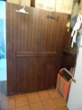 2 timber wardrobe. Burwood Burwood Area Preview