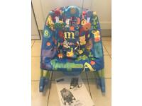 Fisher price baby and toddler rocker