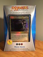 "Magic the Gathering Commander Deck ""Mind Seize"""