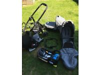 Graco evo Pram/pushchair/car seat vgc, collections only