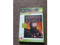 Ninja gaiden black xbox game