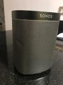 Sonos Play One (Black)