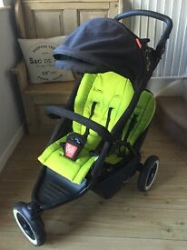 Phil & Teds Dot Double Pushchair