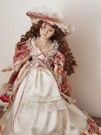 Porcelain doll - Michelle