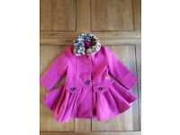 [EXCELLENT CONDITION] LOVELY PINK JACKET - 12-18 MONTHS
