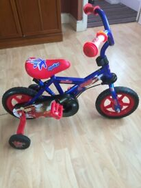 Spike Space Ranger childs bike/bicycle