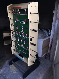 FOOTBALL TABLE 6FT X 3FT