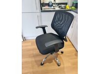 Great condition office chair, used only during lockdown.