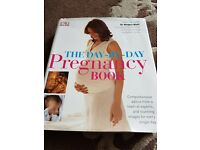 The day by day pregnancy book