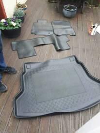 Honda crv car mats