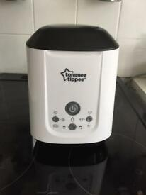 Tommee Tippee express and go pouch warmer